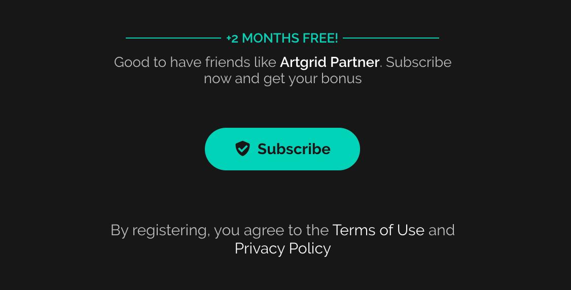 Artgridに登録