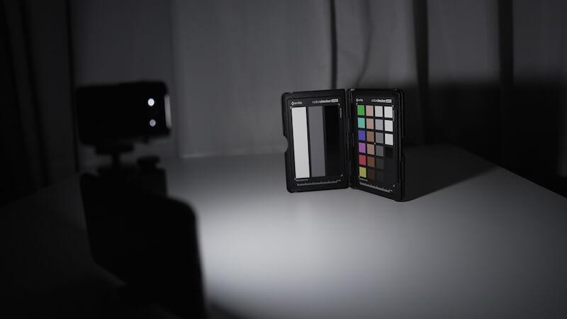 MicroLED ディフューザーあり