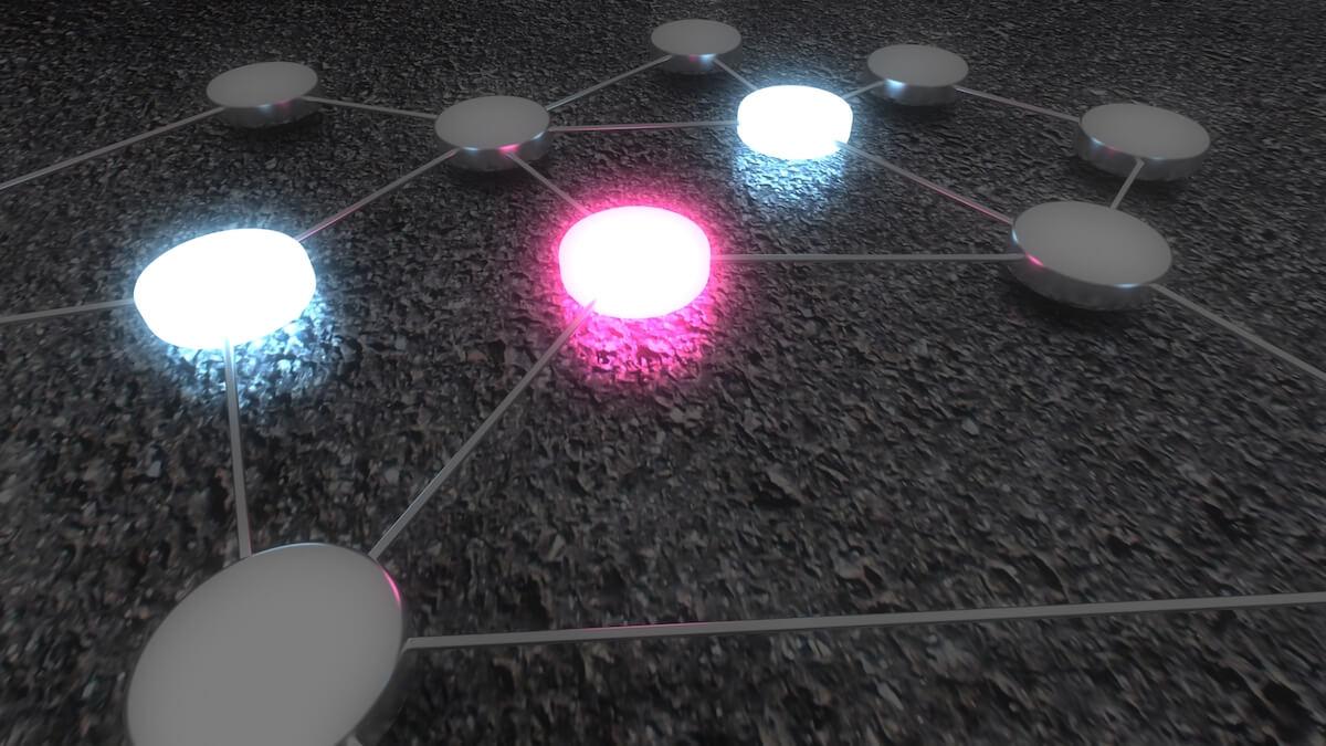 コネクション(関連、繋がり)のイメージ画像